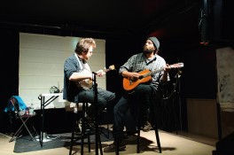 Max kelly+Adam Cook
